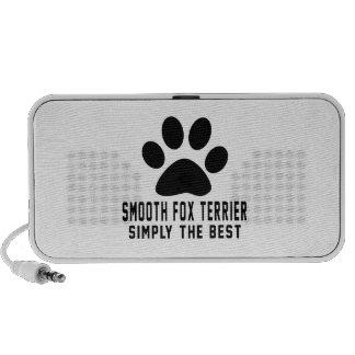 Smooth Fox terrier Simply the best Mini Speakers
