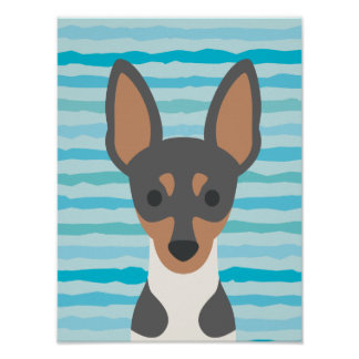 Smooth Fox Terrier Value Poster
