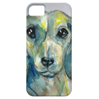 Smooth Haired Dachshund iPhone 5 Case