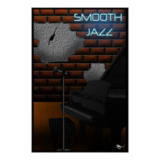 Smooth Jazz Poster