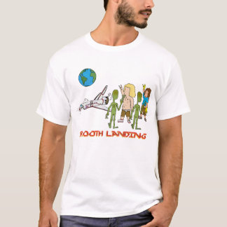 Smooth Landing (for the roadie) T-Shirt