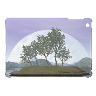 Smooth leaved elm bonsai tree - 3D render iPad Mini Cover
