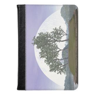 Smooth leaved elm bonsai tree - 3D render Kindle Case