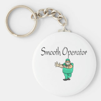 Smooth Operator Keychain