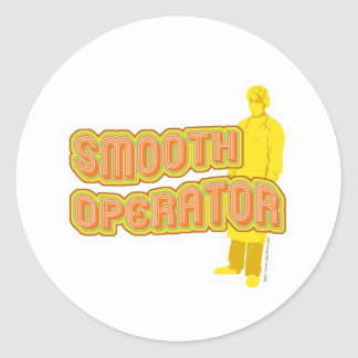 Smooth Operator Stickers