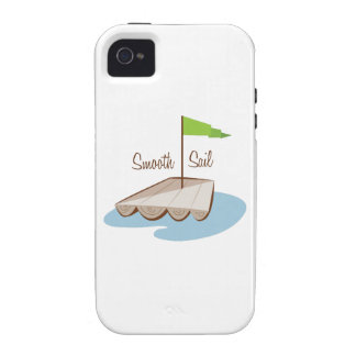 Smooth Sail Vibe iPhone 4 Cover