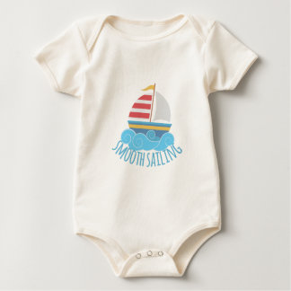 Smooth Sailiing Baby Bodysuit