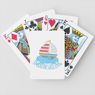 Smooth Sailiing Bicycle Playing Cards