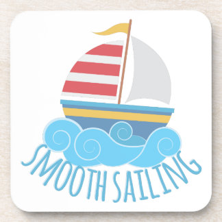 Smooth Sailiing Drink Coaster