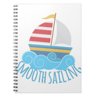 Smooth Sailiing Notebook