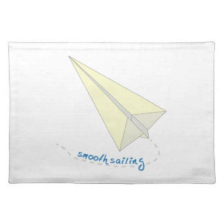 Smooth Sailing Cloth Placemat
