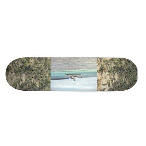 Smooth Sailing Skate Board Deck