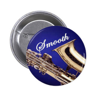 Smooth Saxophone Button