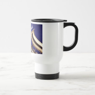 Smooth Saxophone Travel Mug