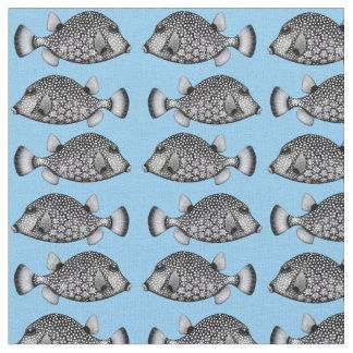 Smooth Trunkfish Reef Fabric