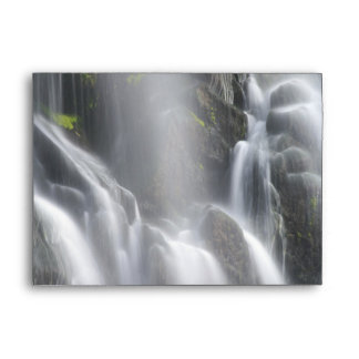 Smooth waterfall envelope