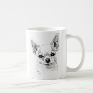 Smoothcoat chihuahua - 2 coffee mug