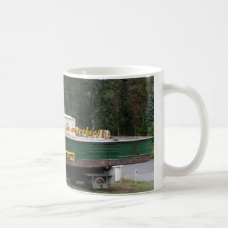 Smoother Cruises funny mug