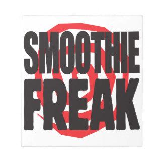 Smoothie Freak Scratch Pads