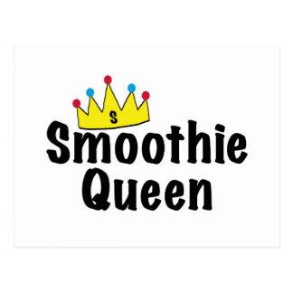 Smoothie Queen Postcard