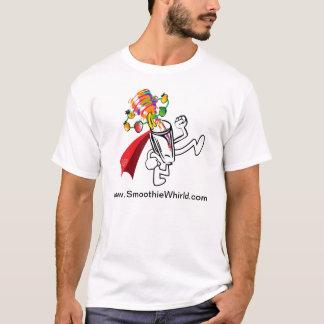 "Smoothie Whirl'd ""BlenderMan"" T-Shirt"