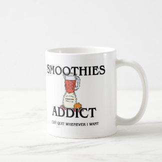 Smoothies Addict Coffee Mug