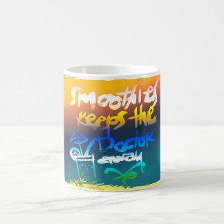 Smoothies Keeps The Doctor Away Coffee Mug
