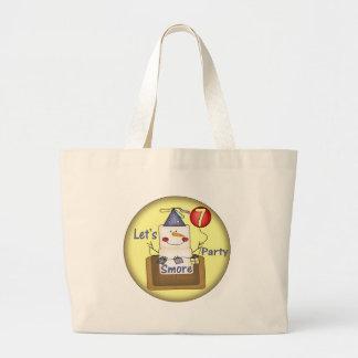 Smore 7th Birthday Gifts Bag