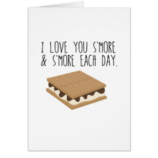 S'more and S'more Card