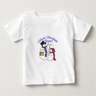 SMore Chocolate Please Baby T-Shirt