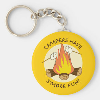 S'more Fun Keychain