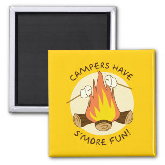 S'more Fun Magnet