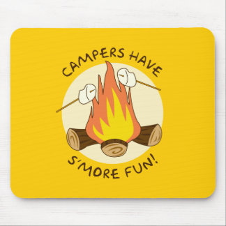 S'more Fun Mouse Pad
