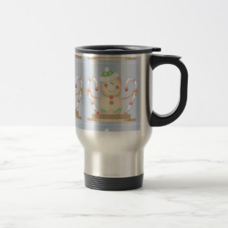 Smore_Gingerbread_Man_and_Candycane_ WINTER HAPPY 15 Oz Stainless Steel Travel Mug