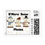 S'more Snow Please Postage