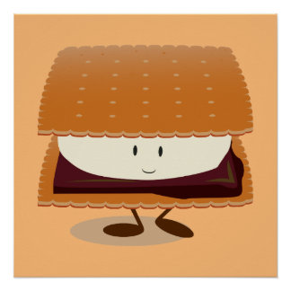 S'more sonriente perfect poster