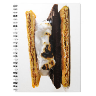 s'more spiral notebook