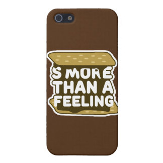 S'more Than a Feeling Cover For iPhone SE/5/5s