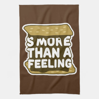 S'more Than a Feeling Hand Towel
