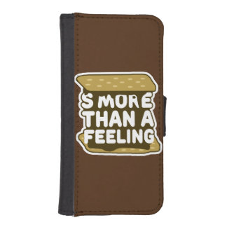 S'more Than a Feeling iPhone SE/5/5s Wallet Case