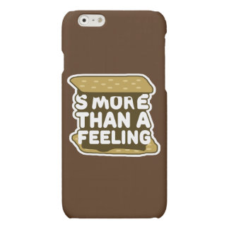 S'more Than a Feeling Matte iPhone 6 Case