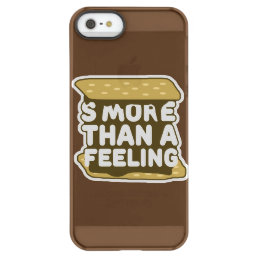 S'more Than a Feeling Permafrost iPhone SE/5/5s Case