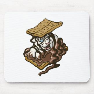 Smore Tiger Mouse Pad