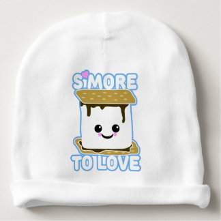 S'more to Love Baby Beanie