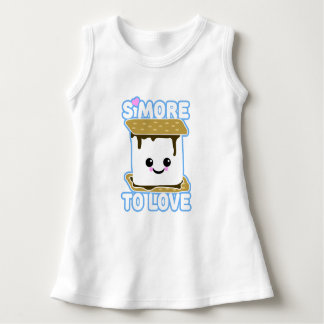 S'more to Love Dress