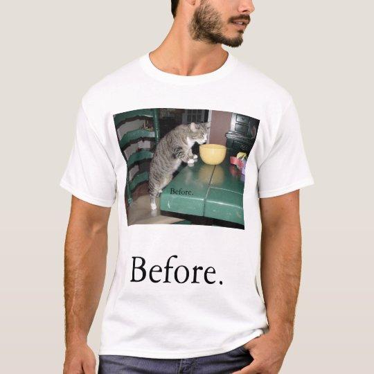 Smores da Kitty eating T-Shirt
