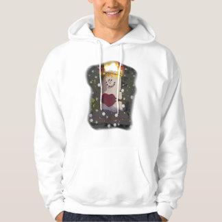 S'Mores I Burn For U  Snowman Sweatshirt