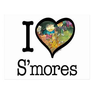 S'mores Lover Postcard
