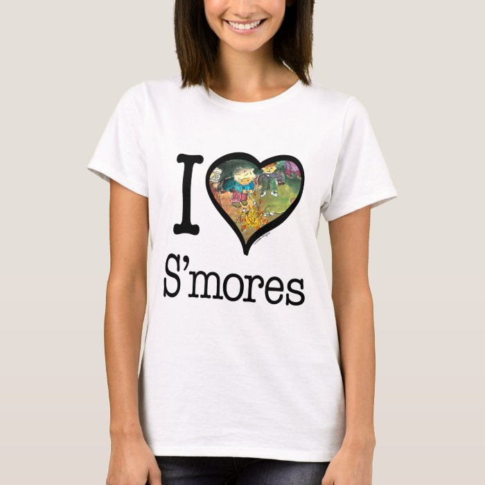 S'mores Lover T-shirt