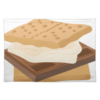 Smores Placemat